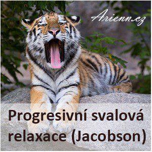 Progresivní svalová relaxace (Jacobson)